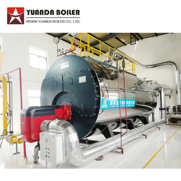 Industrial Natural Gas LPG LNG Steam Boiler
